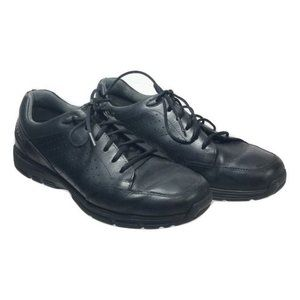 Rockport leather shoes lace to toe size 10
